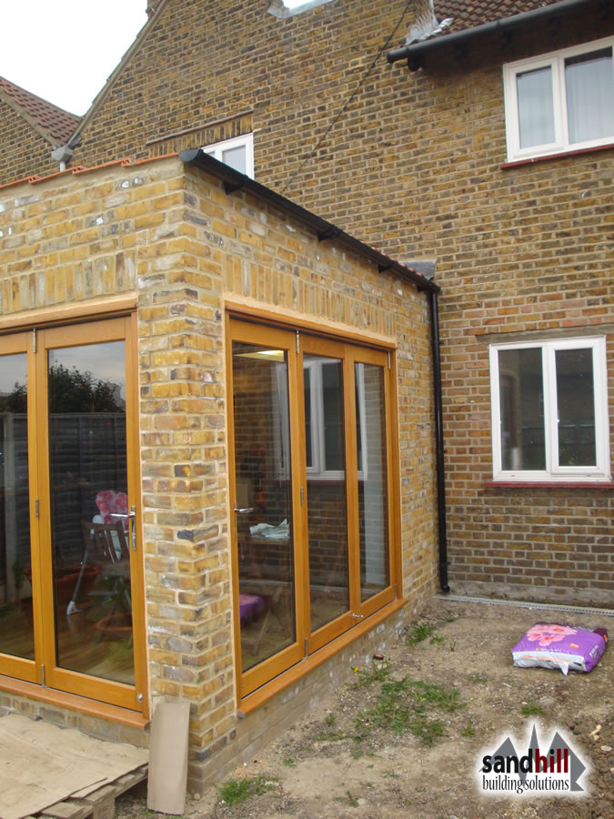Rear House Extension In Eltham London Se9