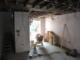 House refurbishment and adding second storey to an existing rear extension in Islington, London - N1