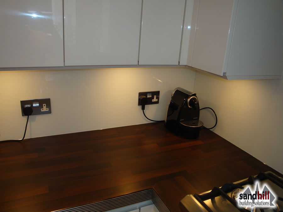 Kitchen Worktop Refurbishment