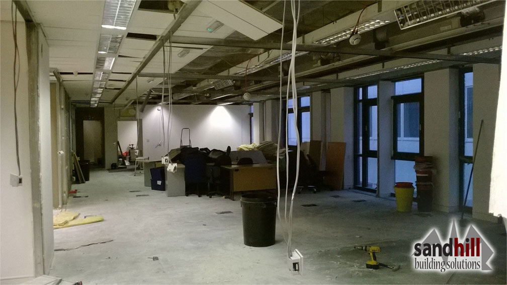Converting 2 Office Floors Into A Hotel In Central London