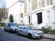 Phillimore Gardens W8, Kensington - Full flat refurbishment