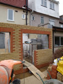 House / Kitchen extension in Salisbury Avenue, London
