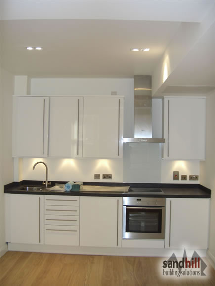 Apartment Renovation In Leicester Square London